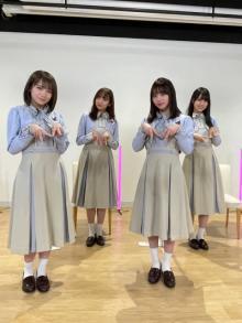 乃木坂46各期代表4人がエムオン特番でトーク