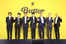 BTS『グラミー賞』に熱い思い「もう1回挑戦したい」 メンバーからは繰り返しARMYに感謝の言葉
