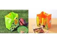 """環境に配慮!ディズニーデザインの""""リサイクル原料を使った買い物袋""""が登場"""