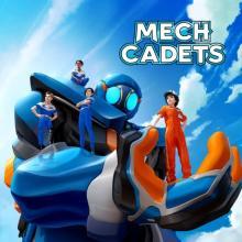 SFコミック原作『MECH CADETS』Netflixで配信予定 アニメーション制作はポリゴン・ピクチュアズ