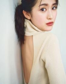 ビジュアルマガジン『WHITE graph 006』が2位 福本莉子、美背中大胆披露