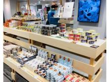 西武池袋本店に全国ローカル缶詰が大集合!ポップアップショップが期間限定オープン