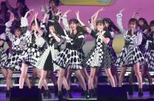 """AKB48初の""""48曲ノンストップ""""ライブ 最年長・柏木由紀が15周年ライブを演出"""