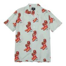 HUF×ROCKIN' JELLY BEANのコラボコレクション リゾートシャツ&Tシャツでユニークなビジョン表現