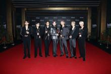 BTS『2021ビルボード・ミュージック・アワード』で「トップセリングソング」など4冠達成