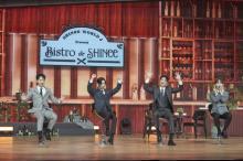 SHINee、日本デビュー10周年ファンミで涙「いろんなことを思い出して」