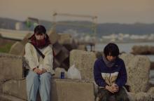 映画『うみべの女の子』思春期の少年少女たちを切り取った場面写真