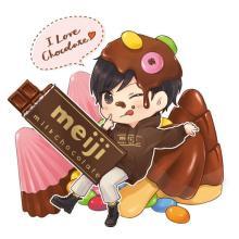 お菓子大好き歌い手・りぶ、「明治チョコレートのテーマ」を実写でおしゃれに歌う