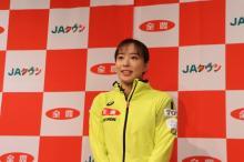 石川佳純選手、勝負メシは「焼肉」 海外遠征時も「日本の食べ物でパワーもらってます」