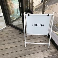 アンダー150cmでもピッタリ着られるなんて…!低身長の救世主「COHINA」の試着専門店舗がOPENします