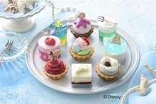 アリエルが大人かわいいプチケーキに。この夏、コージーコーナーに「リトル・マーメイド」がお目見えします