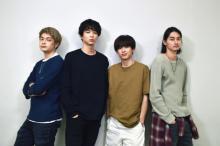 鈴木仁主演『ギヴン』、さなりらバンドメンバーによる場面写真&コメント到着