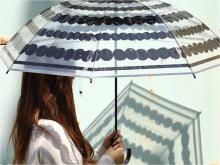 傘をさした時、自分だけに広がる素敵な世界。「HAPPY CLEAR UMBRELLA」で梅雨の憂鬱を吹き飛ばそう