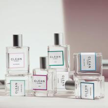 まるでシャワー後のよう。北米発の「CLEAN」史上最も爽やかでピュアな石鹸の香りのフレグランスが新登場