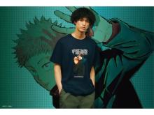 『呪術廻戦』と初コラボした「UT」が登場!第1弾は貴重な漫画デザイン