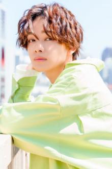 宮世琉弥、憧れの『めざまし』出演「スタジオ生じゃんけん楽しみで仕方ない」