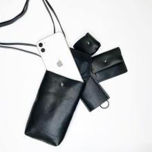 最近よく見る「マルチショルダーバッグ」はH&Mが買いかも!マット加工されたデザインが最強に高見えなんです