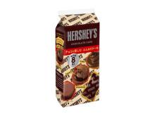 3つのチョコで仕上げたふんわり生地の「ハーシーチョコケーキ」新発売