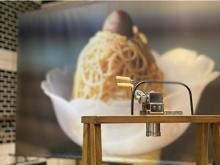 初夏にぴったりなご褒美仕立て。金沢発・生搾りモンブラン専門店の新作は「栗と抹茶」のマリアージュ