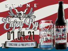 """""""新鮮さの限界""""に挑戦したクラフトビール「Stone Enjoy By 07.04.21 IPA」発売!"""