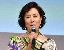 """高畑淳子、舞台あいさつ後に""""ワクチン接種""""「生きて帰ります!」"""