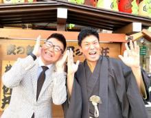 生島ヒロシと長男・勇輝、親子で高座デビュー せんだみつお乱入&落語も披露