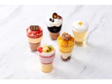 期間限定!「ヴィタメール」から夏を涼やかに彩るグラスデザートが発売中