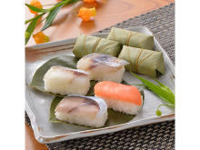 """奈良名産""""柿の葉寿司""""を販売する「ゐざさ」が『100周年記念 創業祭』を開催"""