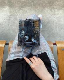 これは芸術作品?ため息が出るほど美しいMame Kurogouchiのクリアバッグが今いちばん欲しいんです