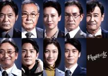 『劇場版 科捜研の女』マリコの元夫・渡辺いっけいが19年ぶりに再登場 歴代レギュラー集結