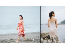 伝統的工芸品「銘仙」の着物をアップサイクルしたアイテムが新登場