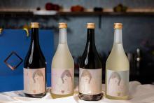 日本酒好きのあの子に贈りたい。イラストレーターのyasunaさんとのコラボ日本酒はかわいすぎて罪深い