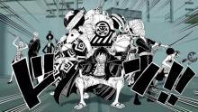 『ONE PIECE』新宿駅前で麦わらの一味&百獣海賊団の戦争勃発 初ドローン撮影の特別動画公開