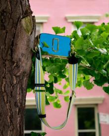 MARC JACOBSのアイコンバッグに爽やかなブルーカラーが新登場!パルコ渋谷店・オンラインストア限定です