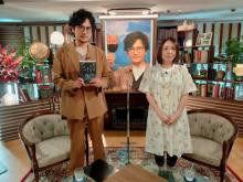 本屋大賞受賞・町田そのこ氏『ななにー新しい別の窓』で稲垣吾郎とトーク