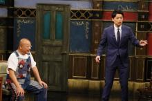 石井亮次『桃色つるべ』で大暴れ 鶴瓶も驚く問題発言も「カットをお願いしたい」