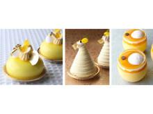 ジョエル・ロブションからレモンやマンゴーを使用した夏限定スイーツが発売中!