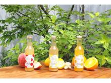 「Why Juice?」が国産フルーツを使用したオリジナルソーダ3種をリニューアル!