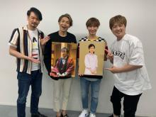 映画『スーパー戦闘 純烈ジャー』前川清、小林綾子の出演発表
