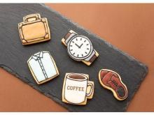時計や革靴をデザインした父の日限定クッキー発売!24hドライブスルーサービスも
