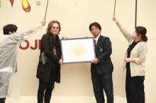 石井竜也、初の田んぼアート制作へ 新しい農業を「波紋のように日本中に広げたい」