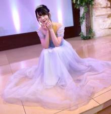 """""""ゼロイチ期待のニューフェイス""""新谷姫加、23歳生誕祭を開催「すてきなドレス2つ着ました!」"""