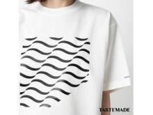 世界海洋デーの6/8に「TASTEMADE」から海にも優しいオリジナルTシャツが登場