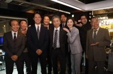 池田成志&工藤阿須加、天海祐希主演『キントリ』シーズン4から加入「すぐに現場が好きに」