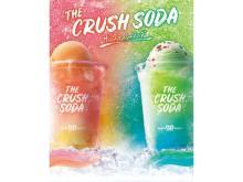 新フレーバーも登場!サーティワンの「ザ・クラッシュソーダ」が今年も発売