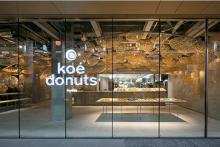 京都 koe donutsが「おからパウダー」で美味しくヘルシーにリニューアル。もち×サクの新食感を体感してみて