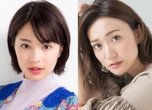 広瀬すず、大島優子からギュッとハグ 『ネメシス』オフショットに「可愛いが渋滞」「なんて上質」