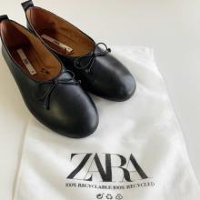 【ZARA】ホントに値下げしていいんですか?使い勝手抜群なリアルレザーシューズが30%オフってびっくり!