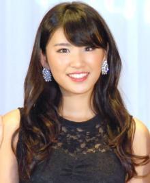 久松郁実、インスタで結婚報告「明るく笑いの絶えない家庭を」