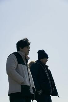 映画『アジアの天使』池松壮亮、オダギリジョー、チェ・ヒソ特別映像